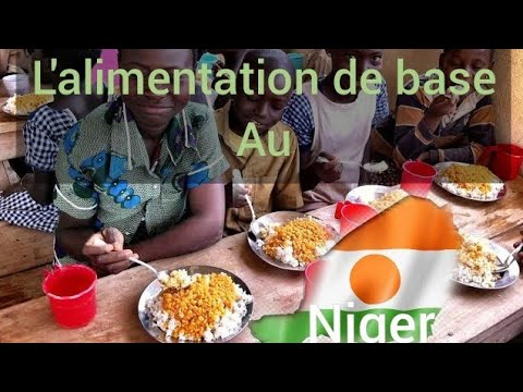 Bref aperçu sur l'alimentation de base au Niger: l'art de faire bonne chère😉...