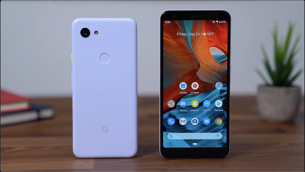 Google Pixel 3a (XL) Review! - YouTube
