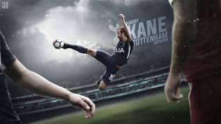 Harry Kane  Football Poster Design  #photoshop Graphicsd
