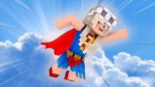 Ich bin ein Superheld!