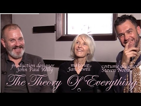 DP/30: The Theory Of Everyrthing, Prod Design, Make-Up, and Costume