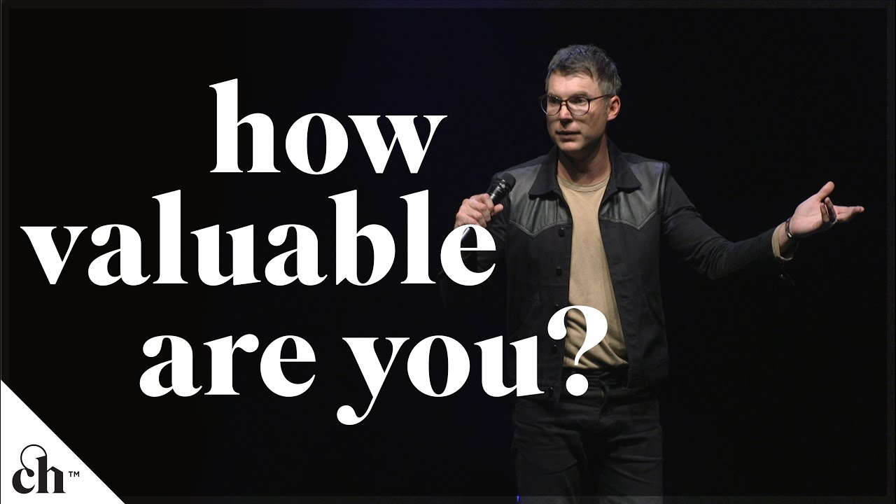 How Valuable Are You? // Judah Smith