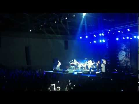 Europe - Rock the Night (Live in Sofia 15.06.12)