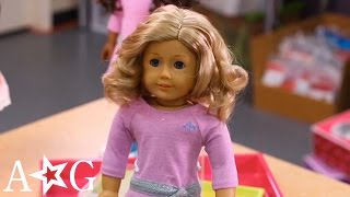 Doll Hair Styling Hacks for Every Hair | Doll Hairstyles | American Girl