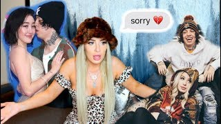 the time Lil Xan cheated on me + why Noah Cyrus HATES me: STORYTIME