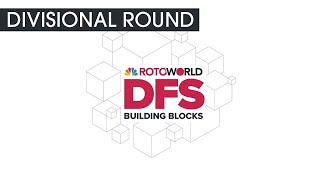 NFL Divisional Round DFS Building Blocks