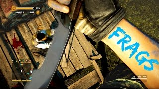 FAR CRY 4 BEST MOMENTS - Multiplayer Tribute (Frags Compilation)   Hito Gaming