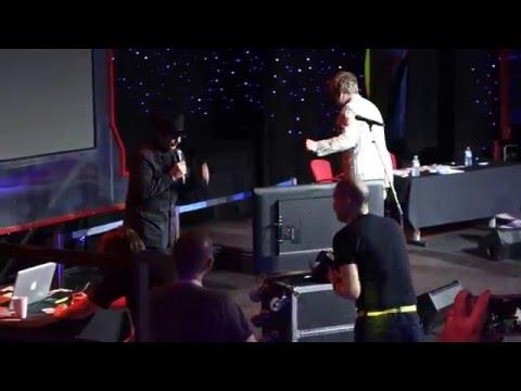 Karaoke: Paul F Tompkins & John Roderick perform Pulling Mussels (2016/02/24)
