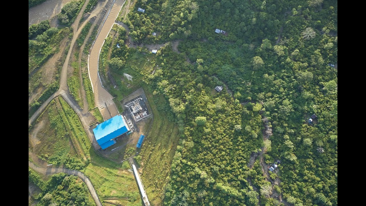 Voith hydropower in Southeast Asia - Indonesia's clean energy potential