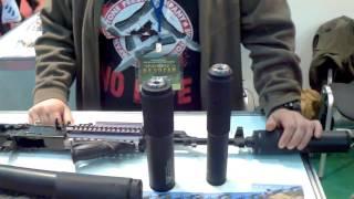 ASTUR - глушители (саундмодераторы) \ ТОП-БРЭНД \ Оружие и безопасность 2016