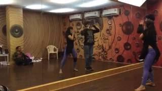 Shantanu and Alisha - Munni Rehearsals
