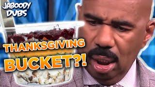 Steve Harvey Thanksgiving Bucket Dub