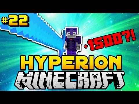 NUR Der MENSCHEN HABEN SIE Minecraft Hyperion DeutschHD - Minecraft hyperion spielen