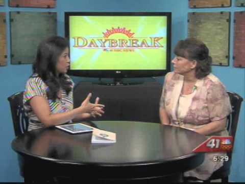 National Speaker Michelle Taylor Helps Others Over...