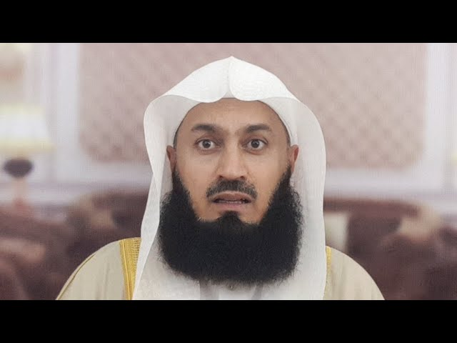 Fraud in the Name of the Lord - Mufti Menk