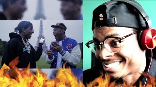 BEST NEW DUO! | Tyler The Creator & A$AP Rocky - POTATO SALAD | Reaction