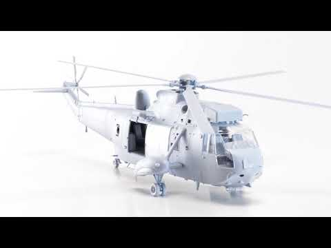 Airfix | 1:72 Westland Sea King HAR.3 Starter Set