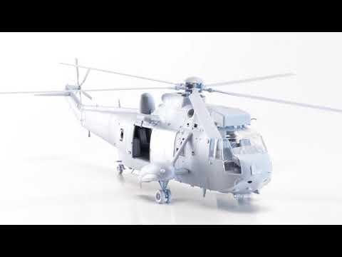Airfix | 1:72 Westland Sea King HAR.3 Starter Set
