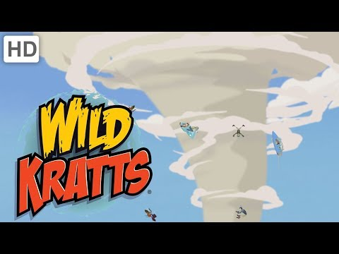 Wild Kratts - Tornadoes And Thorns: A Prairie Adventure