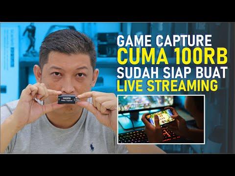 "#225 Rekam Game Android, Ps4, Ps5, Xbox Tanpa Elgato Buat Streaming, ""usb Hdmi Capture"""