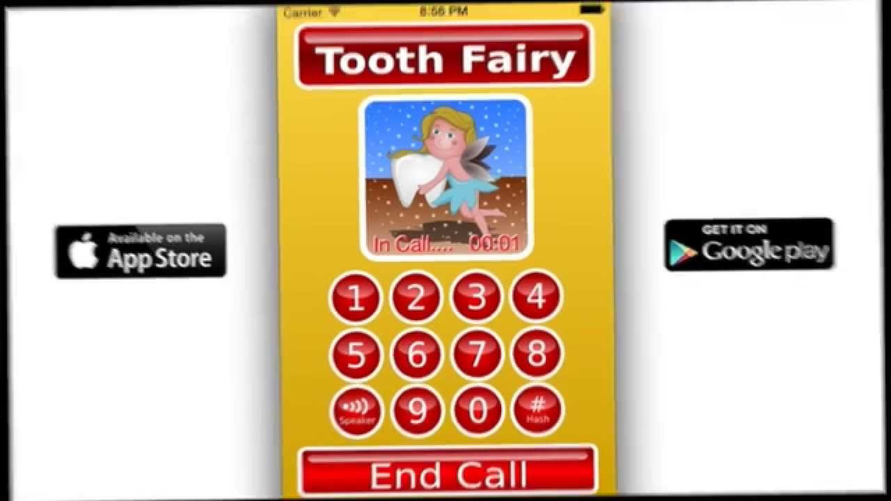 Call The Tooth Fairy In Real For Free