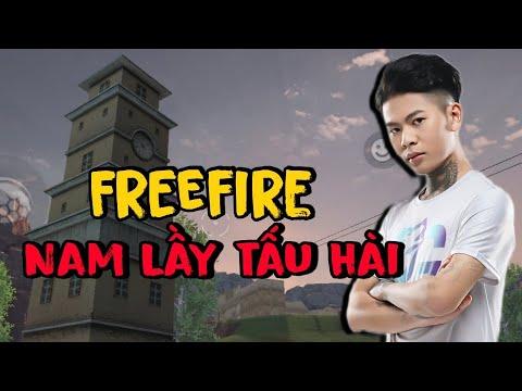 (FREEFIRE) Thank Niên Giết Lầy Xong Hối Hận Tự Sát , Thử Thách Lượm Sung Top 1 | Nam Lầy.