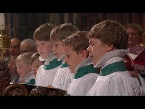Coronation Mass in C major, KV 317: Gloria - Wolfgang Amadeus Mozart at Salisbury Cathedral