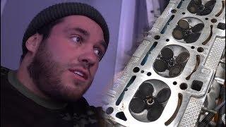 Создаём мотор для дрифт-копейки / Скоромный дал совет по питанию