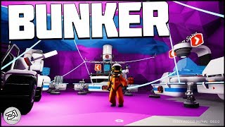 Building A BUNKER Base ! New Astroneer Update 8.0 E3 | Z1 Gaming