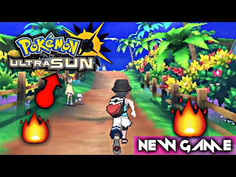 Now Play || Download Pokémon Ultra Sun For Android || POKÉMON Sun And Moon || Pokémon New Game