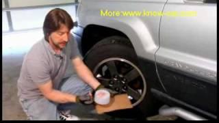 auto repair videos how to use a bondo body patch