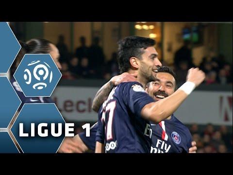 But Javier PASTORE (9') / FC Metz - Paris Saint-Germain (2-3) -  (FCM - PSG) / 2014-15