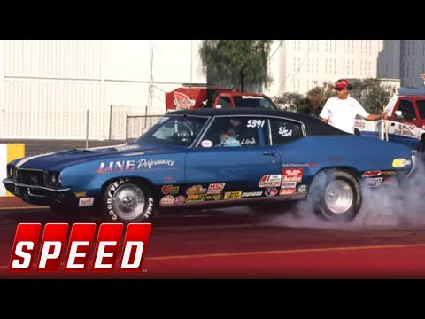 Walk 1000 Feet With Jason Line & Greg Anderson | 2018 NHRA DRAG RACING