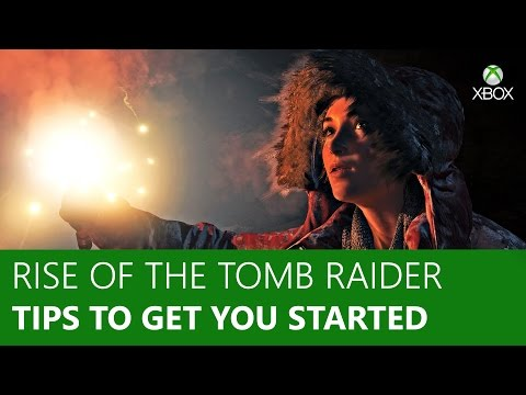 Rise of the Tomb Raider Tips – Crafting, Customising & Collectables | Xbox On