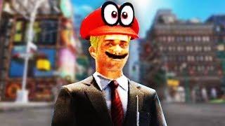 ZU EINEM MENSCHEN WERDEN!!! | Super Mario Odyssey (Part 7)