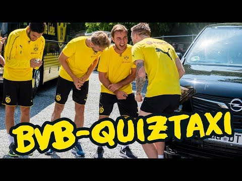 The Grand Final | BVB Quiztaxi in Bad Ragaz 2018 w/ Reus/Götze, Schmelzer/Sahin & Weigl/Wolf