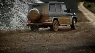 Mercedes G Wagen - evo Magazine