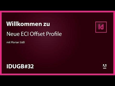 IDUGB#32 - Farbmanagement, neue ECI Profile