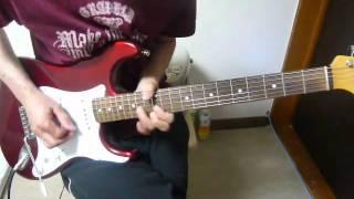 LUNA SEA「Unlikelihood」をギターで弾いてみた