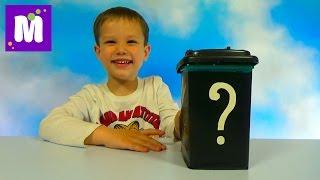 Коробка с игрушками приколами надоедливые звуки и пенистым сахаром Unboxing jokes fun toys