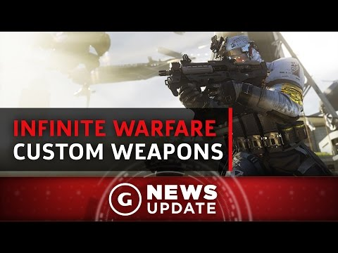 Call of Duty: Infinite Warfare's Weapon Crafting Explained - GS News Update