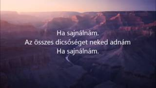 Frans - If I were sorry - magyar felirattal