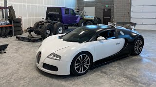 My First Bugatti Modification!!