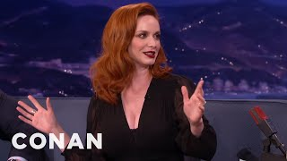 "Christina Hendricks On Joining The ""Game Of Thrones"" Cast"
