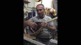 Bağlama ve gitar kapaksız ses verdi Cengiz usta icat etti +905363471501