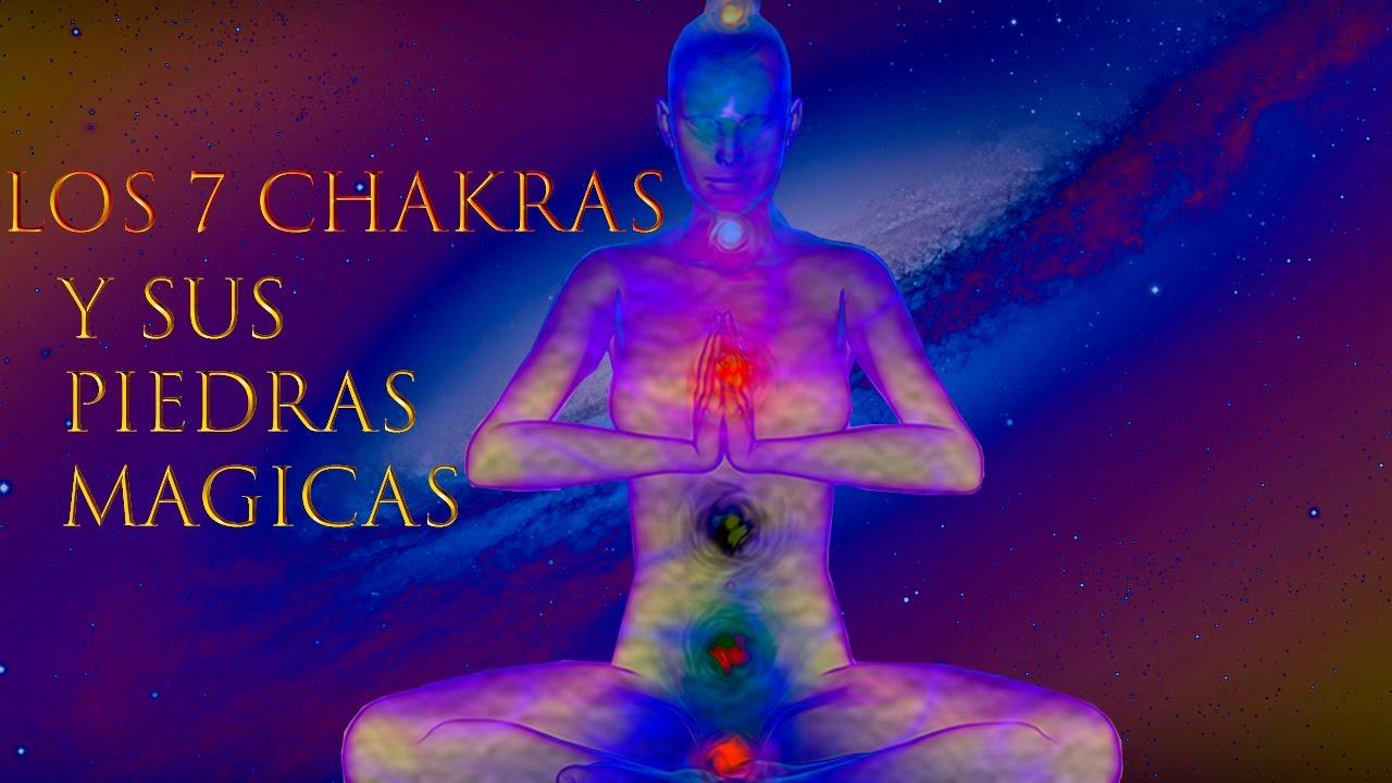 los 7 chakras y sus piedras m gicas youtube