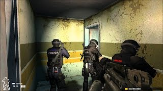 Most Truthful Game about Police Special Forces ! Tactical Simulator on PC SWAT 4