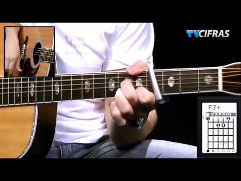 The Fray - Heartless (cover Peter - aula de violão - how to play - tutorial)