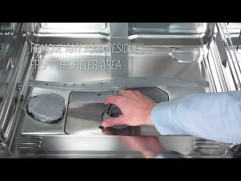 How to clean your NEFF dishwasher | NEFF Home UK