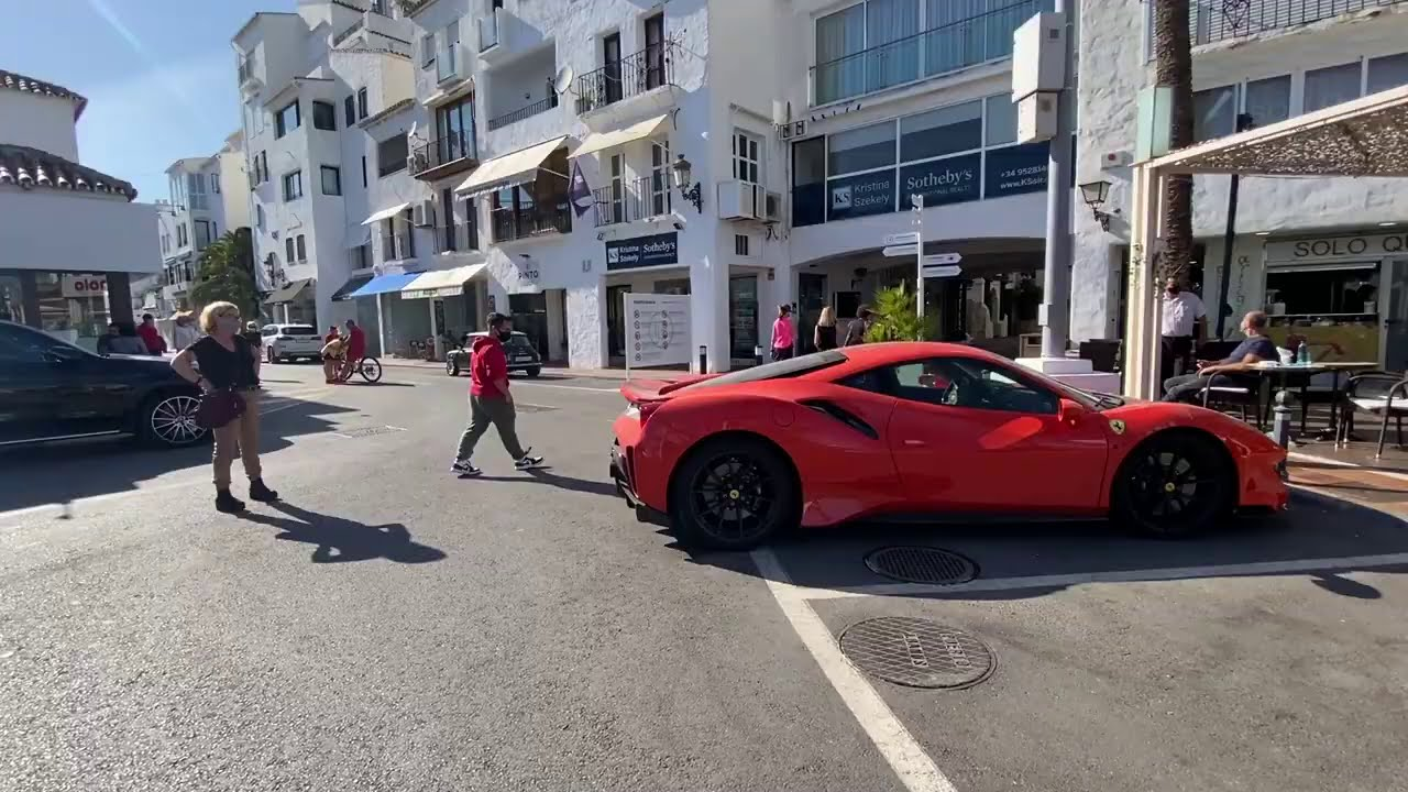 Walking Through Puerto Banús, Marbella In 2020 | Lamborghini, Ferrari, Rolls-Royce & More!